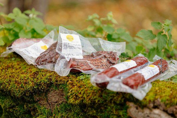 Muhu liha toodete esitlus 10. augustil kl.12.00